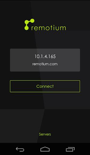 Remotium Workspace