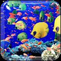 Fish Aquarium Live Wallpapers icon