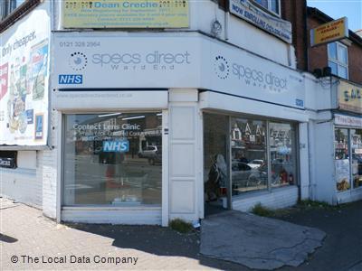 023b67678c Specs Direct on Washwood Heath Road - Opticians in Ward End ...