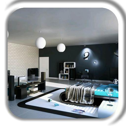 卧室装饰设计 書籍 App LOGO-硬是要APP