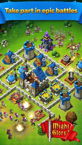 Might and Glory: Kingdom War 1.1.6 Screenshots 1