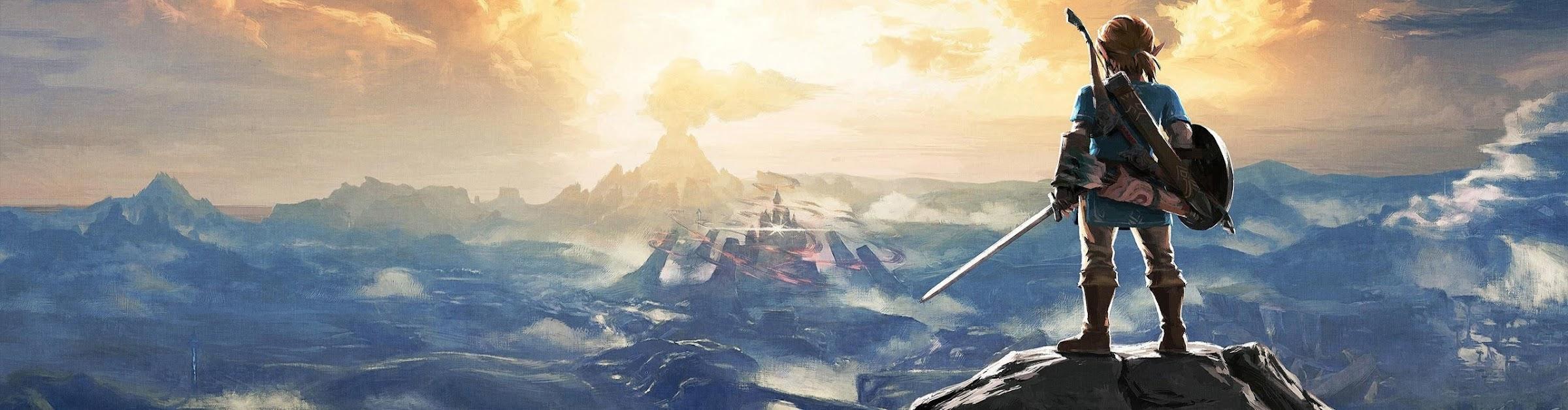 The Legend of Zelda: Breath of the Wild Việt Ngữ