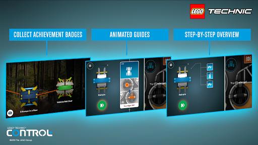 LEGOu00ae TECHNICu00ae Control+ 1.0.0 screenshots 2