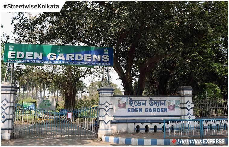 Eden Gardens, Eden Gardens Kolkata, Kolkata Eden Gardens, Streetwise Kolkata, Streetwise Kolkata Eden Gardens, Eden Gardens Streetwise Kolkata, Streetwise Kolkata Indian Express, India news, Indian Express
