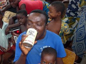 Photo: quel bon riz au lait !