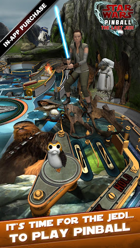 Android үшін  Star Wars™ Pinball 5 ойындар screenshot