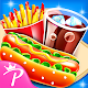 Fast Food Games- Cooking Games for Girls Apk