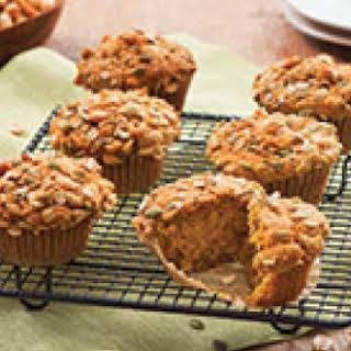 Five-Spice Peanut and Pumpkin Muffins.