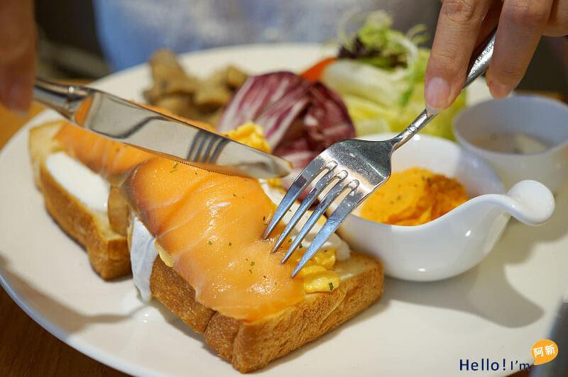 佐曼咖啡館,台北中山區早午餐