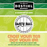 DESTIHL Cross Your Tea Dot Your IPA