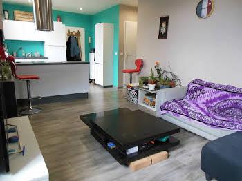 Appartement 2 pièces 62,66 m2