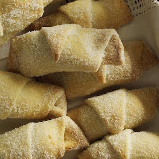 Almond Breakfast Rolls.