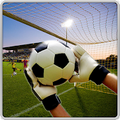Soccer Goalkeeper 3D super ball physics game