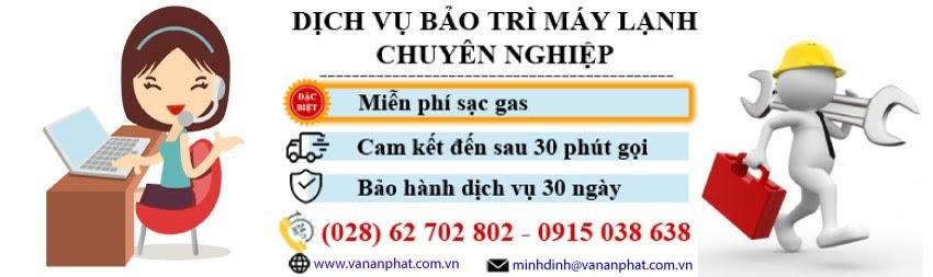tong dai ho tro bao hanh may lanh chinh hang