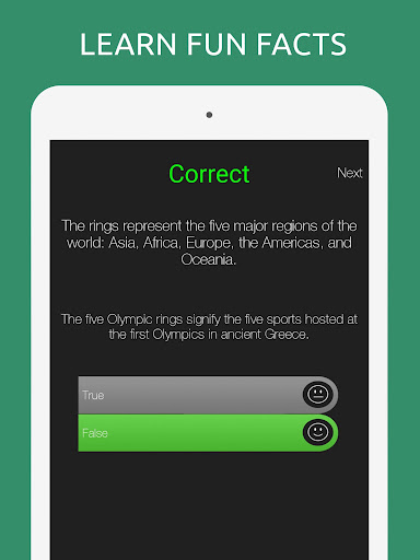 True or False Trivia Quiz Game: Knowledge Test 1.10 screenshots 9