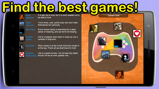 Gamer Chat by Free Chat Room (Google Play, United States