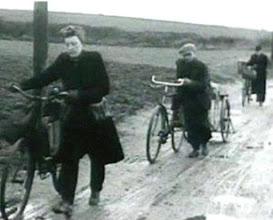 Photo: 1940 Vlucht uit Breda