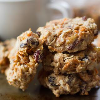 Morning Glory Breakfast Cookies.