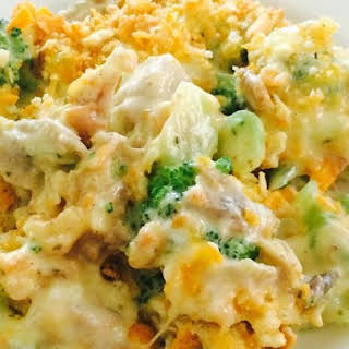 Chicken Broccoli Bake Breadcrumbs Recipes.
