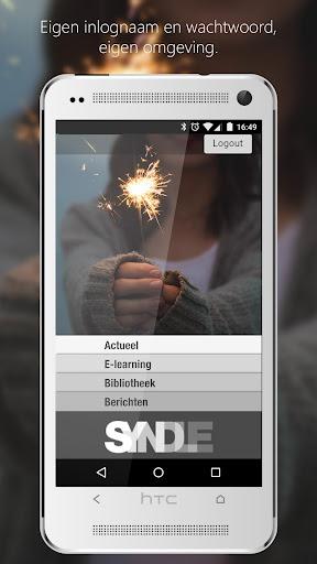SYNDLE app