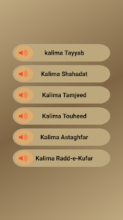 Surah Kalima(Offline Audio) - náhled