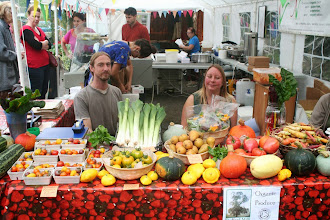 Photo: Radford Mill stall
