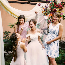 Wedding photographer Dmitriy Burgela (djohn3v). Photo of 26.08.2017