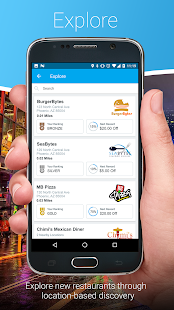 MobileBytes Restaurant Loyalty- screenshot thumbnail