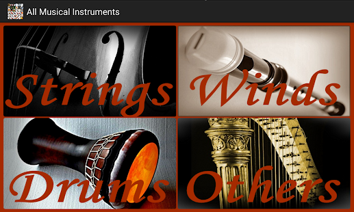 All Musical Instruments- screenshot thumbnail