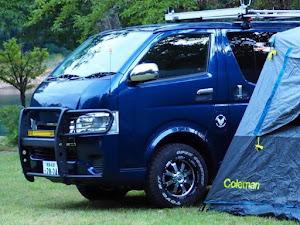 ハイエースバン GDH201V SGL2WD 31年式のカスタム事例画像 RINAさんの2019年08月16日01:18の投稿