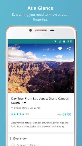 KKday: Adventure Like a Local android2mod screenshots 3