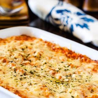 Cheesy Tomato Quinoa Casserole Recipe