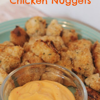 Sweet Chili Ranch Chicken Nuggets