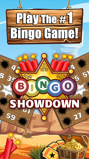 Bingo Showdown – Free Bingo Online Screenshot