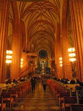 Photo: Stokholmo katedra (XIII a.) - Švedijos karalių karūnavimo bei jungtuvių vieta.