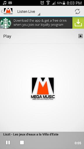 James Santiago's Mega Music  screenshots 2