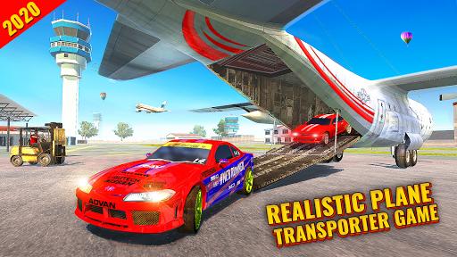 Airplane Pilot Car Transporter Games 3.0.9 screenshots 16