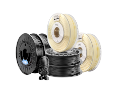 MatterHackers Dual Extrusion Engineering Filament Bundle - 3.00mm
