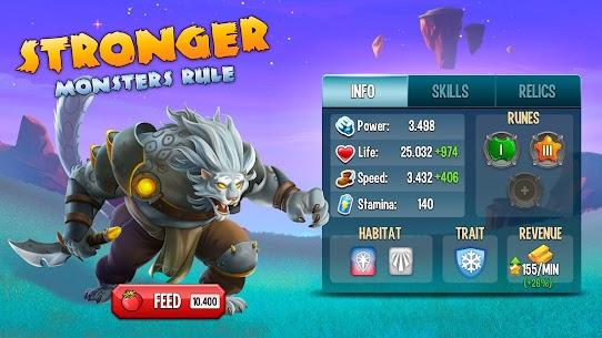 Monster Legends – RPG 6.6.4 MOD (Unlimited Money) 1