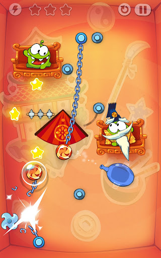 Cut the Rope: Time Travel screenshot 12