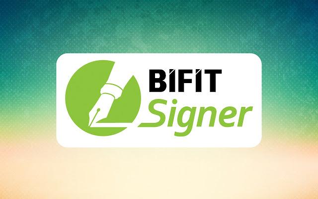 Bifit signer плагин скачать