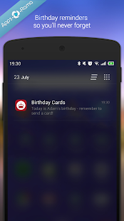 Free birthday cards apps on google play screenshot image m4hsunfo