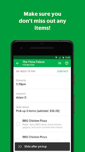 GrabFood - Driver App 1.0.17 Screenshots 4