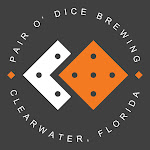 Logo for Pair O' Dice Brewing Company