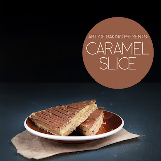 A Slice of Family Tradition - Caramel Slice