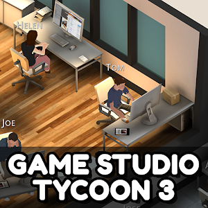 Game Studio Tycoon 3 v1.1.0 APK