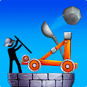 The Catapult 2: Grow Castle・Tower Defense・Stickman icon