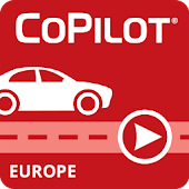 CoPilot Europe Navigation