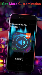 Volume Booster Amplifier Pro 2018 - Sound Maximize 10.0
