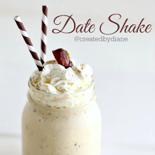 Date Shake Drink Recipes